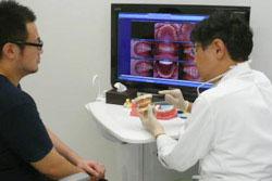 検査、治療方針の説明